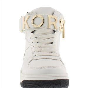 Micheal Kors Tatum Edyn High Too Sneakers
